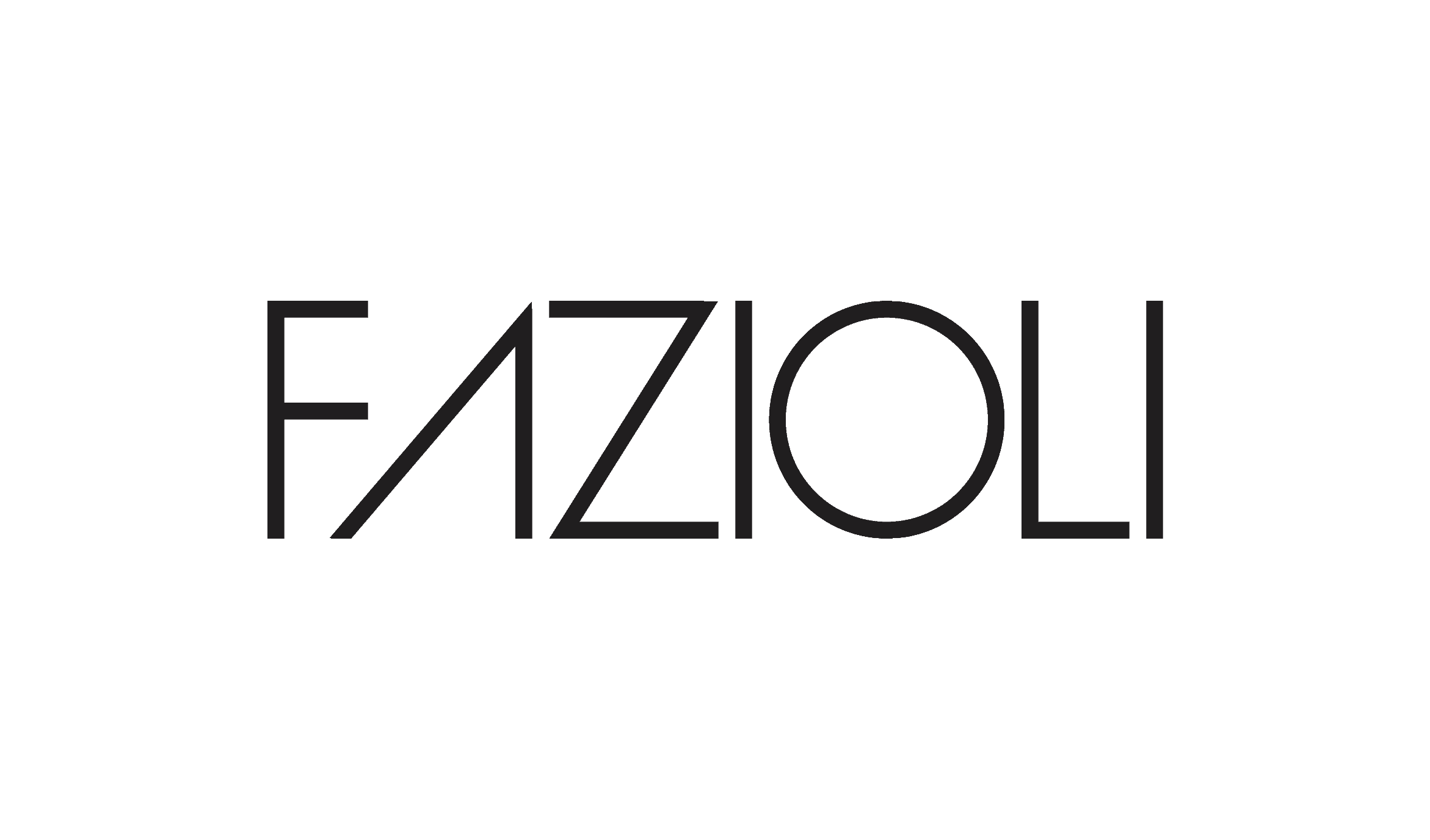 FAZIOLI logotipo dragged copy