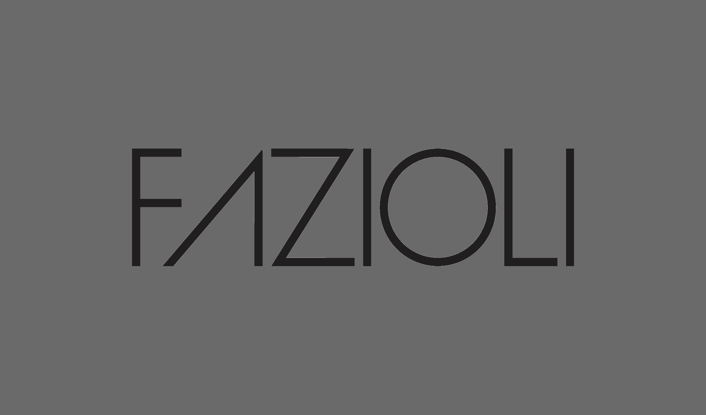 FAZIOLI logotipo dragged copy